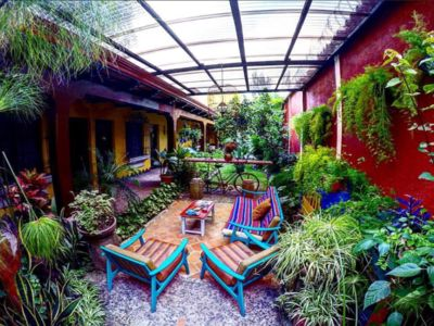 Photo for (Alice and Guillermo Home) a warm and cozy place in Antigua.