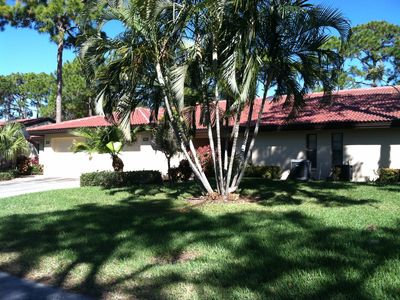 Photo for Spacious private 2 bd villa in lush wooded setting 10 min from #1 Siesta Beach