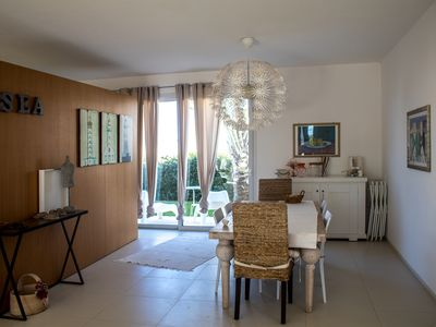 Photo for Splendid villa with pool and sea view in Marina di Ragusa