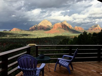 Photo for Sedona unique hideout