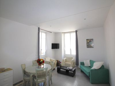 Photo for Amazing sea and mountain-view rooms-2-WIFI-Clim-for-2 or 4 people in the harbor
