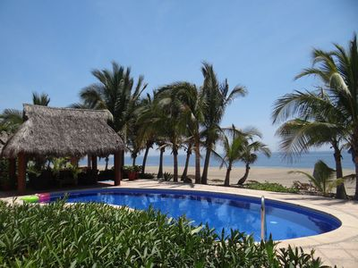 Photo for Villa on Playa Del Coco Beach, Close to Barra De Navidad