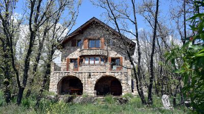 Photo for Romantic rustic house in the mountains of Madrid