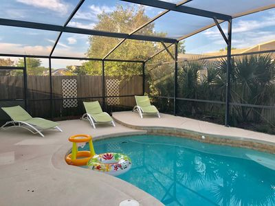 Photo for Deluxe Holiday 4Bd Pool House in Disney (Home Six)
