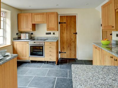 Photo for Vacation home The Stables in Barnstaple and Braunton - 2 persons, 1 bedrooms