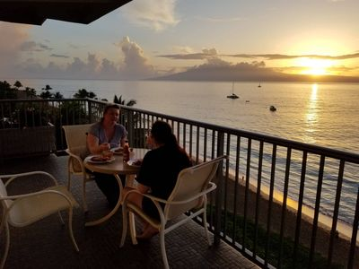 Photo for REDUCED: Still 1wk JAN & 1wk FEB 2019 left @ The Whaler Oceanfront Ka'anapal