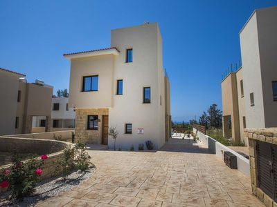 Photo for Olivia villa 63. Brand new 3 bedroom villa with private pool at Paphos seaside.