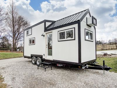 Photo for Charming Tiny House by the Ohio River!
