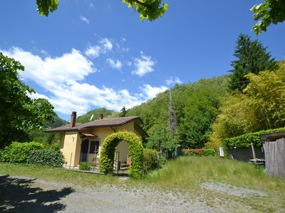 Photo for Independent mountain cottage with private garden, away from everything!