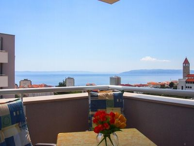 Photo for Apartment / app. for 6 guests with 70m² in Makarska (73650)