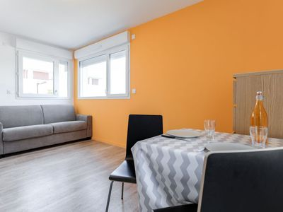 Photo for Apartment Apsara in Saint Malo - 2 persons, 1 bedrooms
