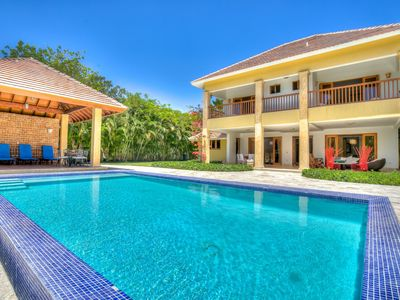 Photo for Tortuga Bay C28 - 5 Bedrooms - Luxury Villa in Punta Cana
