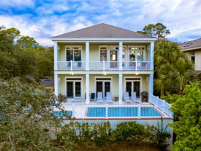 Photo for 9 Dogwood - NEW to VRBO and Many Recent UPDATES - Oceanfront & Amazing Views