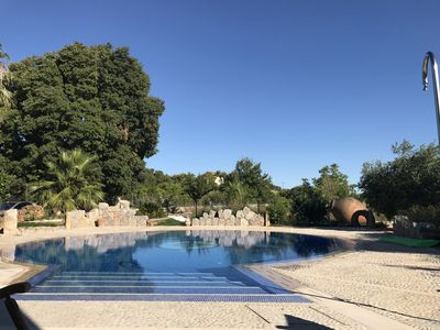 Photo for QUIET, RELAXING VILLA IN BUGER WITH NICE SWIMMING POOL AND GARDEN