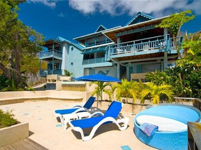 Photo for A Shade of Blues House - Bequia