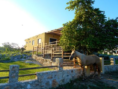 Photo for Cute Casa on Private Rancho Close to Town
