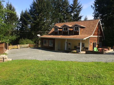 Photo for 4BR Chateau / Country House Vacation Rental in Sooke, BC