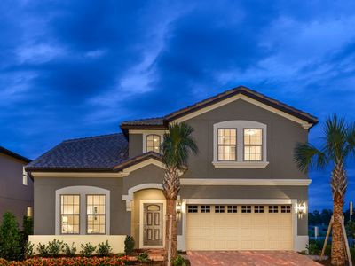 Photo for Luxury Villa Grand Opening , 8 Bd/6 Ba, Pool/Spa, Sleeps 20, at Disney Doorsteps, Water review