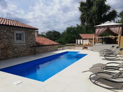 "Photo for ""Tailor`s house"", Old istrian rural house with swimming pool"