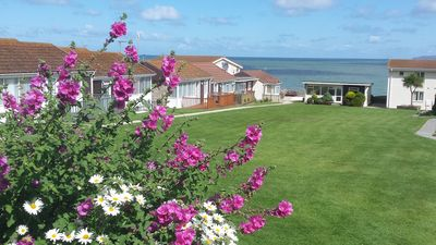 Photo for Spacious Chalet Bungalow With Sea Views