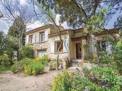 Photo for House of Provence with view on Mont Ventoux