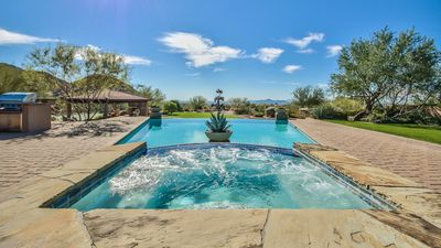 Photo for Private Luxury Estate on 5 acres of Property in the BEST part of Scottsdale!