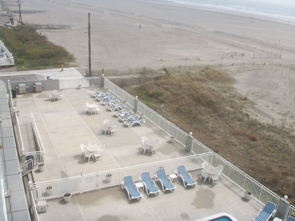 Ocean Front ! Beach & Pool Views!! in Wildwood Crest    , UNIT 504