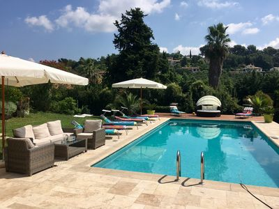 Photo for 10 PEOPLE LUXURIOUS PROVENCAL BASTIDE AUTHENTIC & SWIMMING POOL
