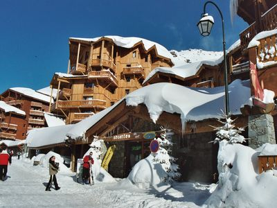 Photo for 3BR Apartment Vacation Rental in Val Thorens