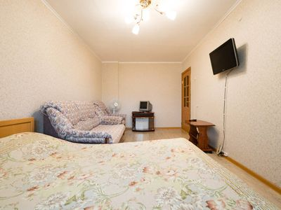 Photo for in the Center, Digital TV, Wi-Fi, 2+2 sleeping places
