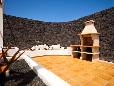 Photo for Villa in Playa Blanca, Lanzarote, Jacuzzi and heated pool