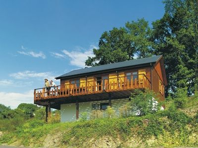 Photo for Beautiful chalet with panoramic views.