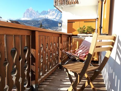 Photo for Apartment/ flat - Cortina d''Ampezzo