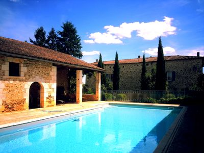 Photo for FRENCH XVth c MANOR HOUSE BETWEEN DORDOGNE LIMOUSIN AND CHARENTE