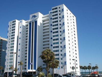 Photo for 2 Bedroom/ 2 Bath At Regency Towers! July 7 - 14 Beach Front Myrtle Beach