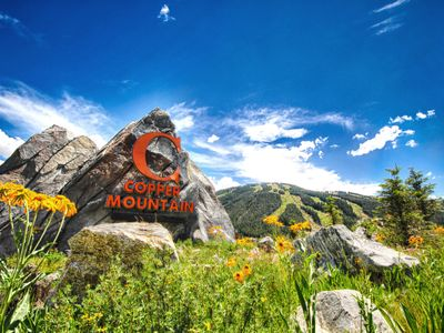 Welcome to Copper Mountain - Perfect home base for all things Summit County!