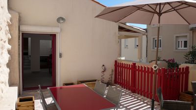 Photo for town house in the old quarter of Sète fishing