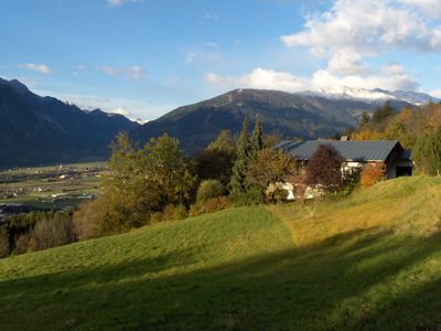 Photo for Breathtaking panoramic views of the Lienz Dolomites