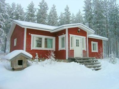 Photo for Vacation home Itätullinkievari in Salla - 7 persons, 5 bedrooms
