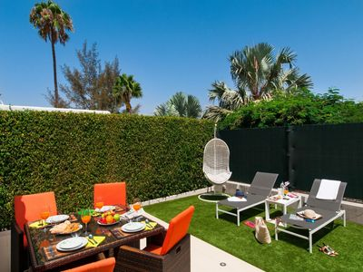 Photo for Bungalow with terrace in Maspalomas DS50