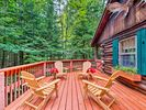 4BR Cabin Vacation Rental in Wilmington, Vermont