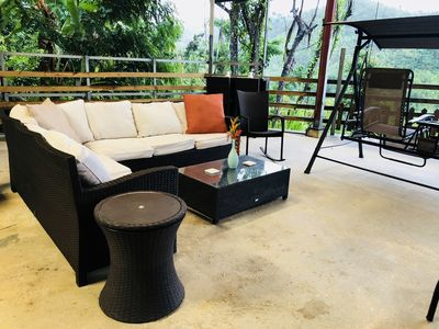 Photo for Private Jungle Getaway (Power, Water & WiFi)