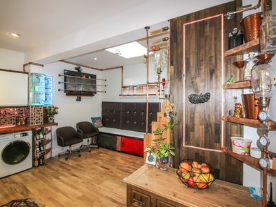 Photo for Stylish Copper Cottage tucked away near Brighton Station