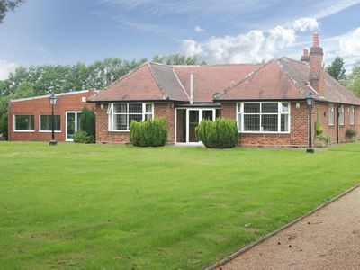 Photo for 4 bedroom accommodation in York