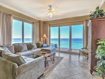 Photo for GULF FRONT CONDO! OPEN 9/7-14! SLEEPS UP TO 8!