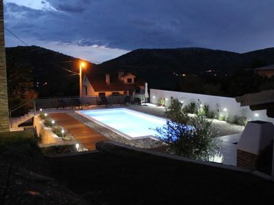 Photo for Holiday house Bribir for 8 persons with 4 bedrooms - Holiday house