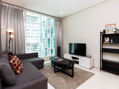 Photo for Cozy & Private 2BR in KLCC // 私人的舒適两間房公寓位於KLCC