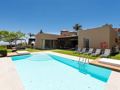 Photo for PREMIUM VILLA with PRIVATE HEATED POOL