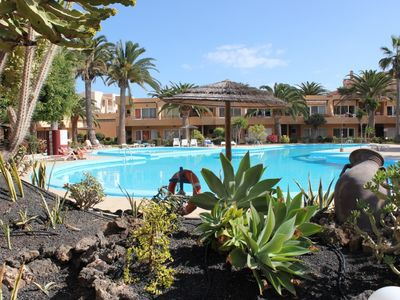 Photo for Corralejo Papaya Dunes Apartment with Pool