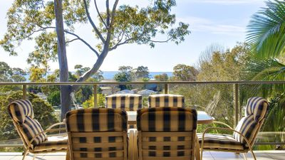 Photo for Bellima Beach House, 9 Jackson Close - huge duplex with air con and fabulous views